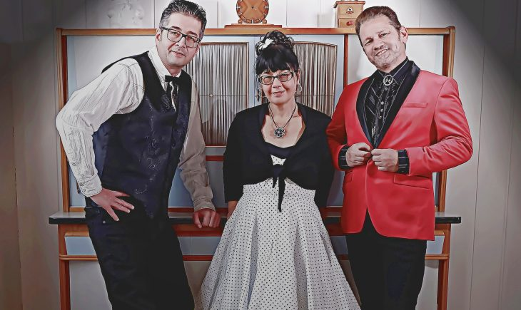 Rock'n'Roll mit Hillrockabilly - A Hell Of A Life